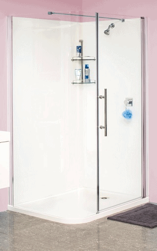 Dreamline Eclipse shower 1200x900